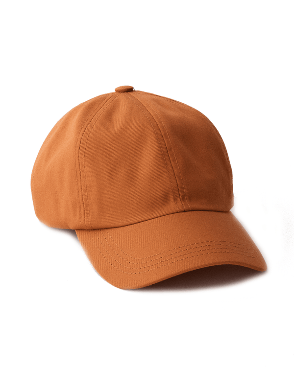 Eco Twill- Autumn Orange Cap