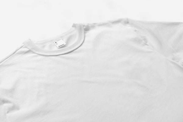 Pima T-Shirt White