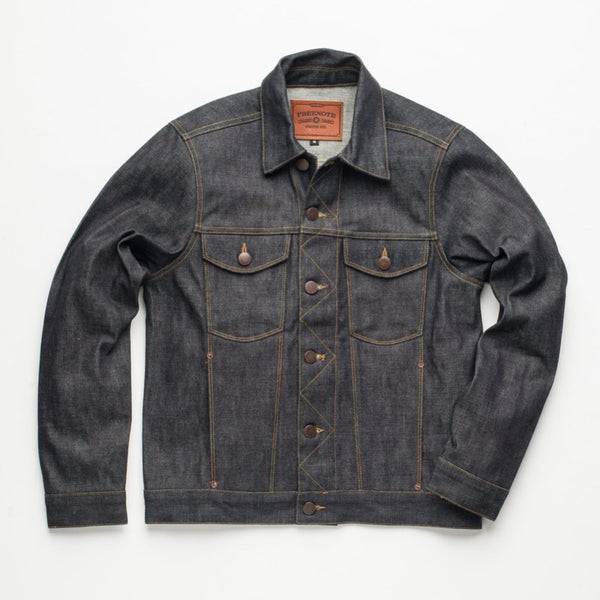 Classic Denim Jacket Broken Twill