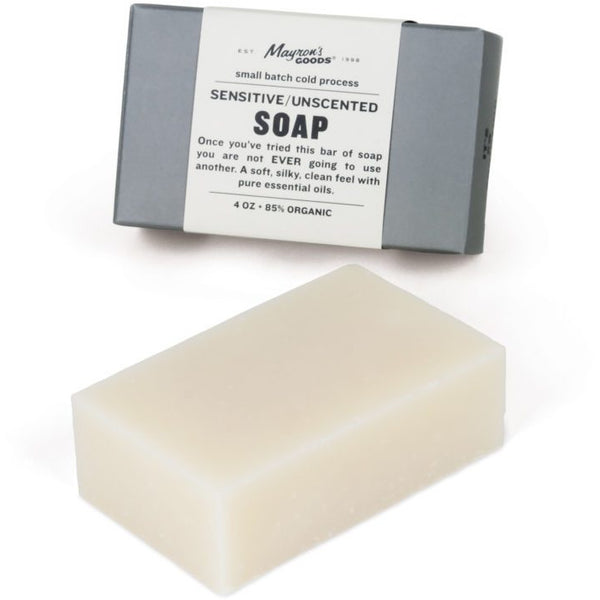 Sensitive Bar Soap