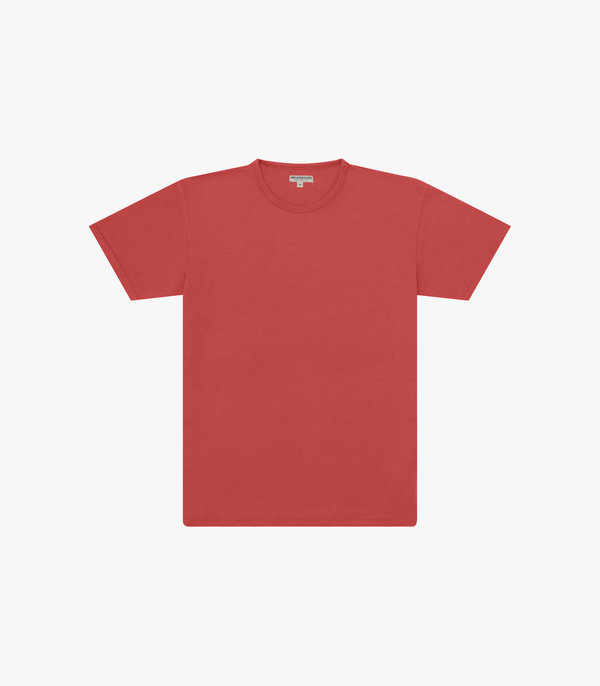 The Pigment T-Shirt - Red