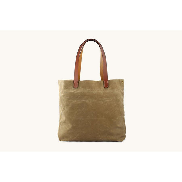Simple Tote - Tan