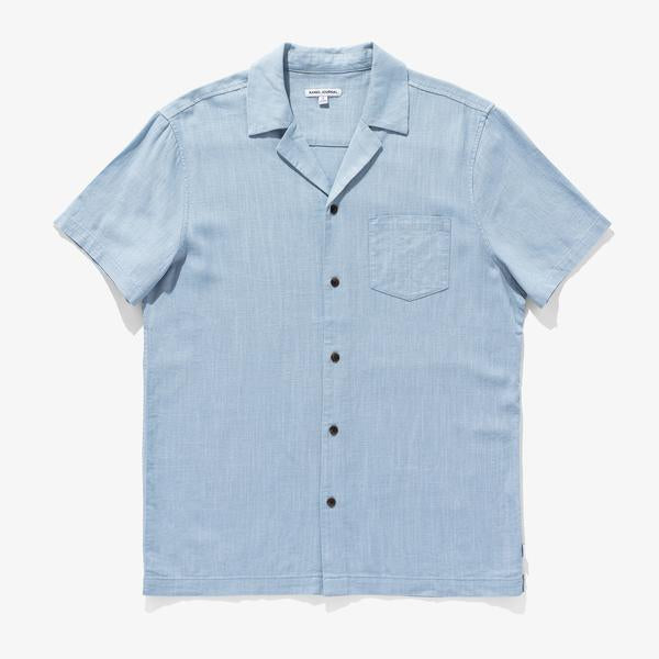 Brighton S/S Woven Shirt Newport Blue