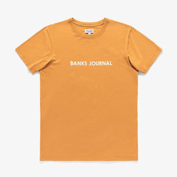 Label Classic Tee Toffee