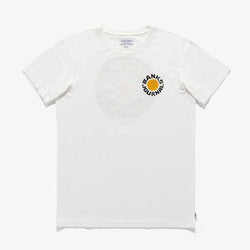 Dime Faded Tee Shirt Off White