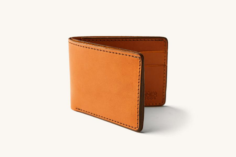 Utility Bifold - Saddle Tan