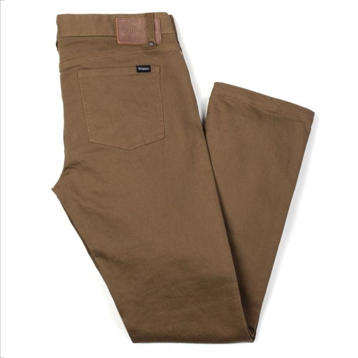 RESERVE 5-POCKET PANT - DARK KHAKI