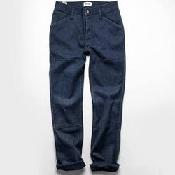 The Chore Pant in Indigo Boss Duck