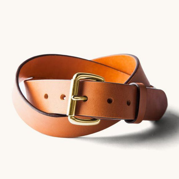 Standard Belt - Saddle Tan