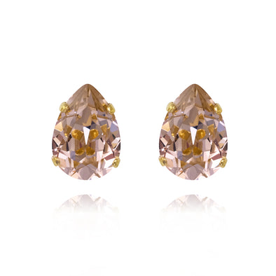 Mini Drop Stud Earrings