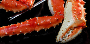 Alaskan King Crab - Harbour Trading