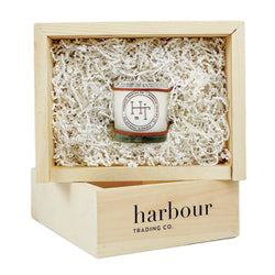 Large Sea Salt Candle - Harbour Trading