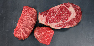 Wagyu Steaks-Butcher Box - Harbour Trading