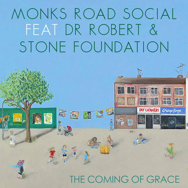 "Monks Road Social - The Coming Of Grace -  7"" Vinyl"