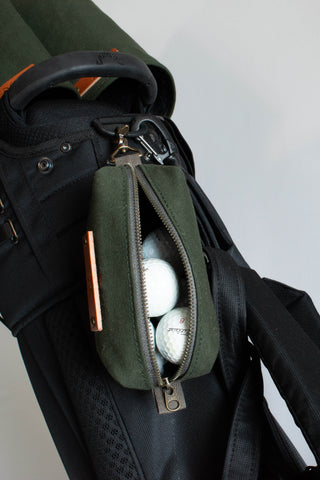 Personalized Golf Valuables Pouch