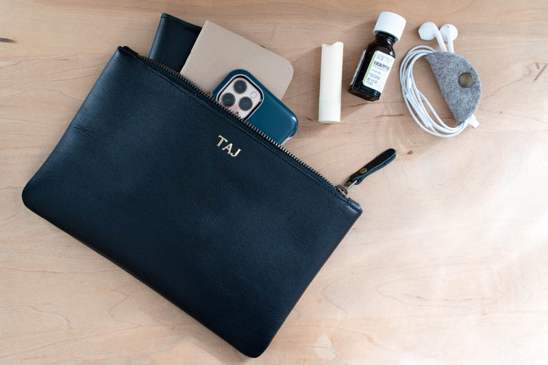 Personalized Travel Pouch