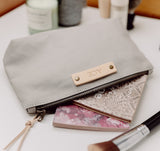 Personalized Canvas Pouch