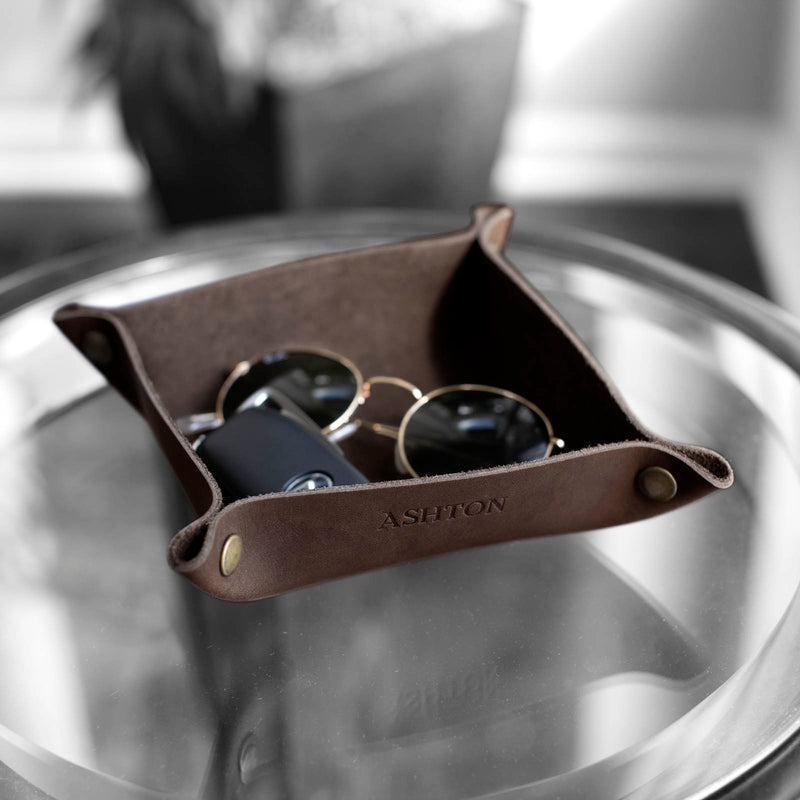 Personalized Snap Valet Tray