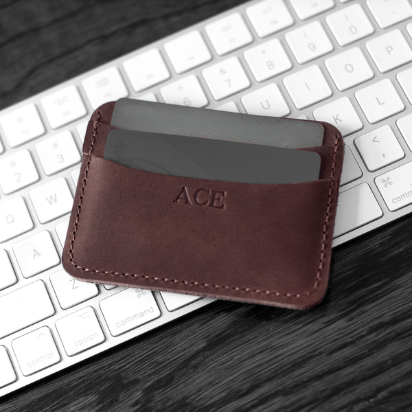 Personalized Card Wallet