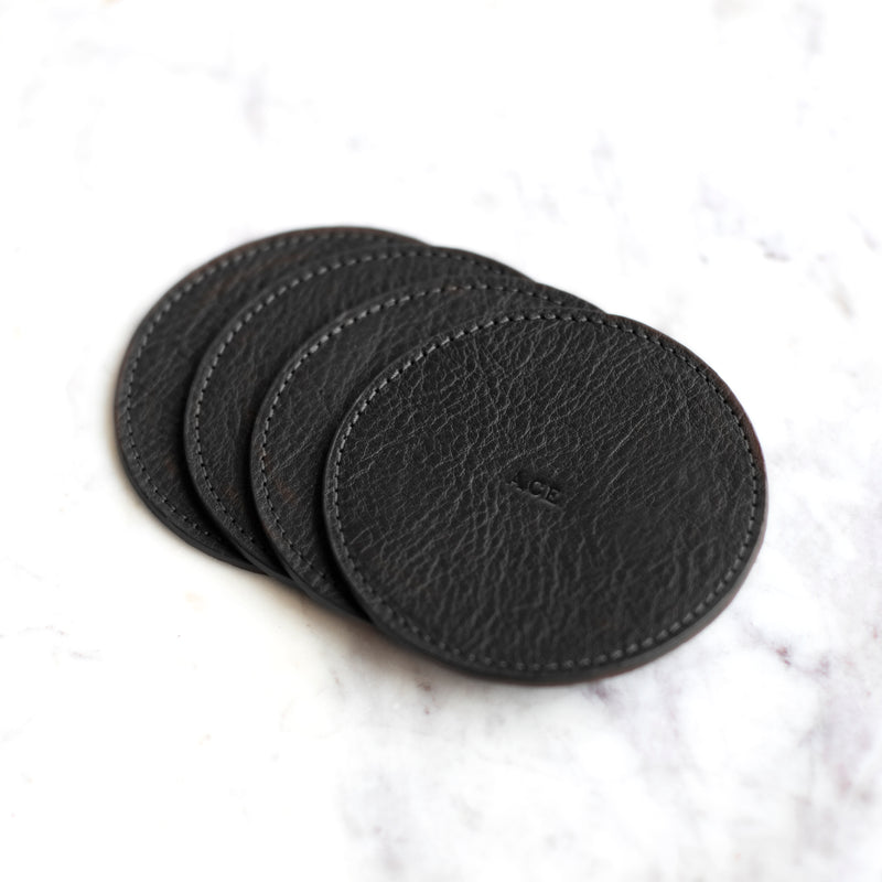 Modern Collection Round Coaster Set