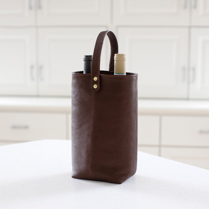 Modern Collection Double Wine Carrier