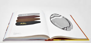 Personalized Leather Bookmarker