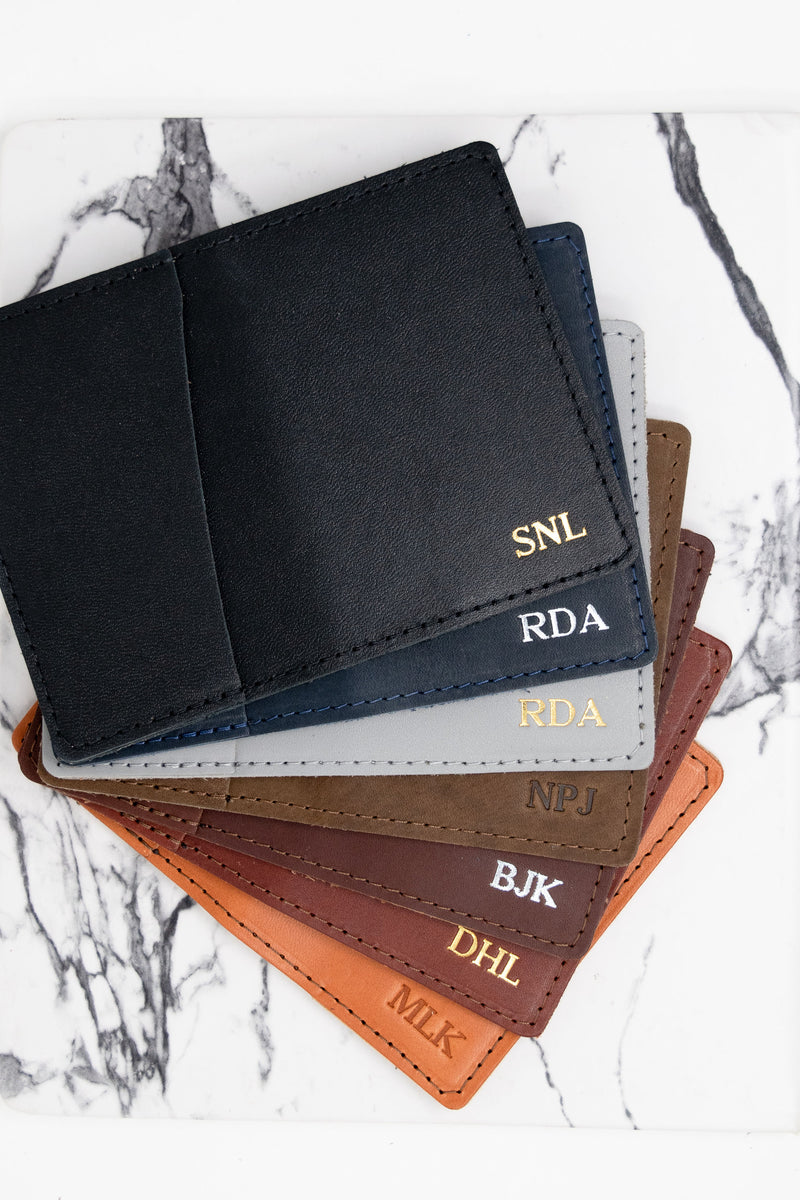 Folded Card Case. Folded Card Holder. Credit Card Case. Business Card Holder. Card Holder. Slim Card Holder. Card Wallet. Slim Wallet.