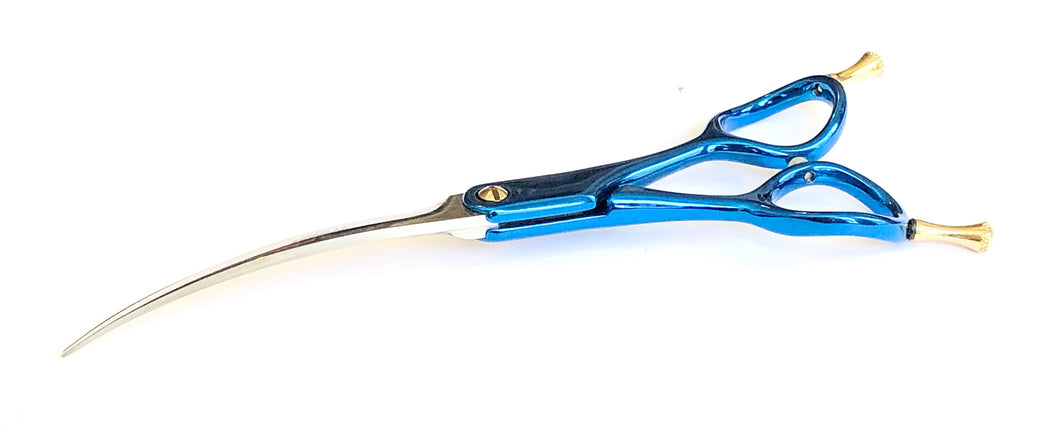 Extreme Curved Dog Grooming Scissor