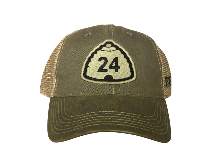 "U24 ""The Road to Capitol Reef"" Trucker Hat"