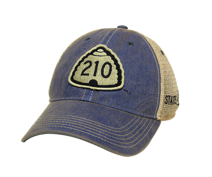 "U210 ""The Road to Snowbird"" Trucker Hat"