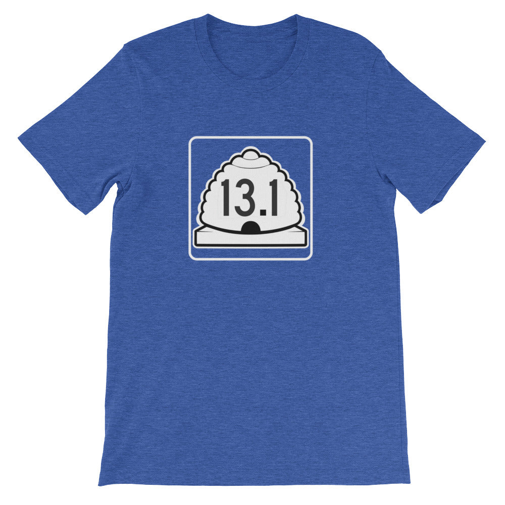 Half Marathon Tee with U224 Label