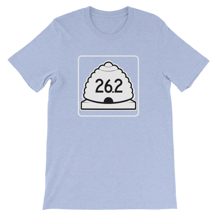 Marathon Tee with U210 Label