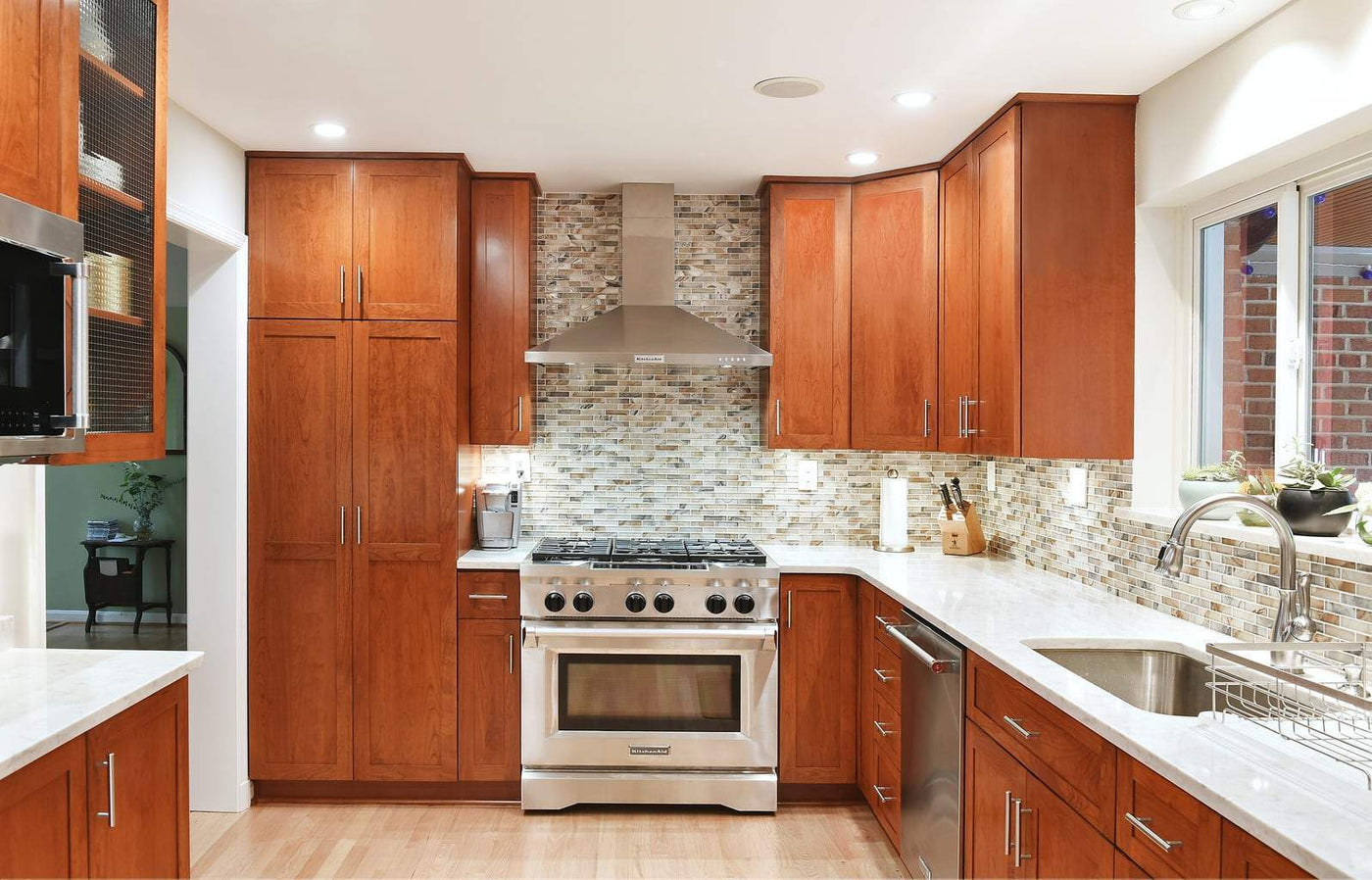 Shaker Style Cabinet Doors Offer Multiple Design Choices