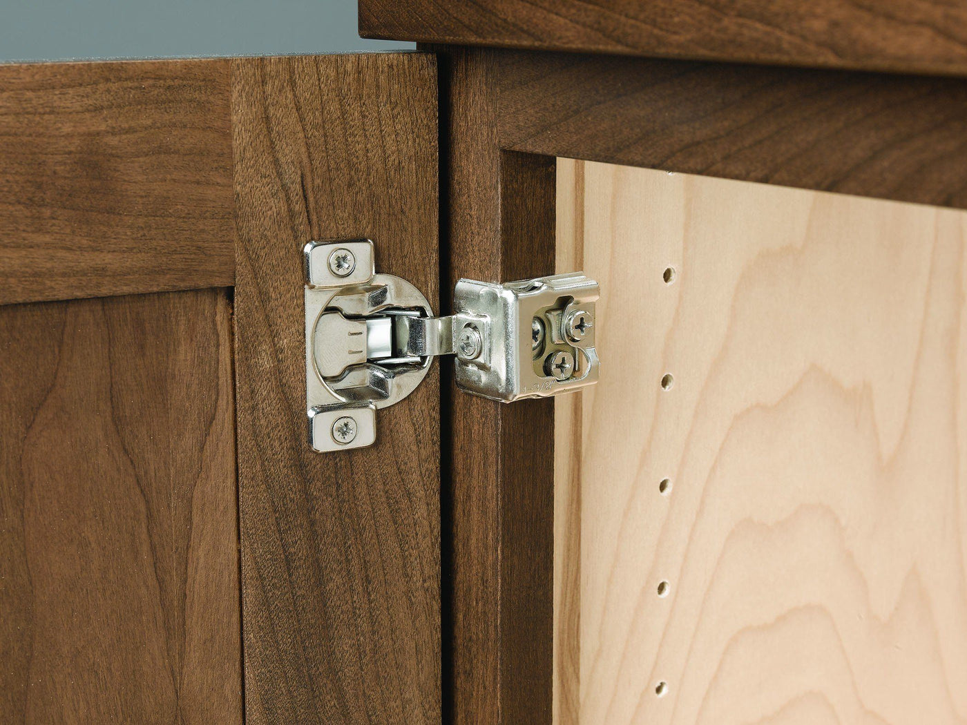 Concealed European Cabinet Hinges - Simple and Stylish