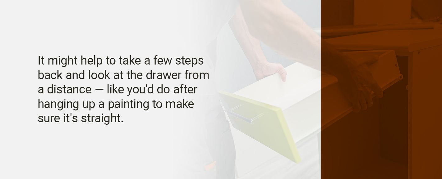 STEP 5: TEST THE DRAWER
