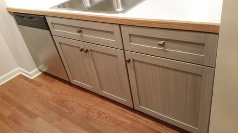 replacement frameless cabinet doors