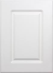 Replacement White RTF Raised Square Kitchen Cabinet Door