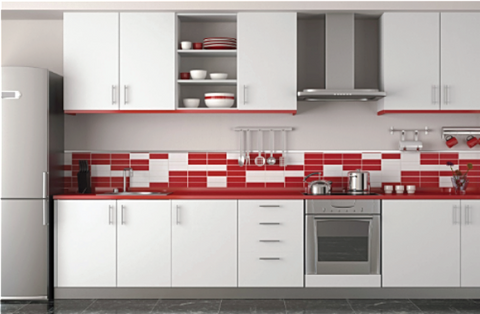 slab kitchen cabinet doors