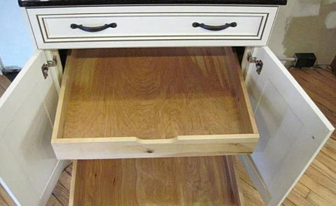 repalcement cabinet drawer boxes