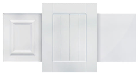 replacement white cabinet doors