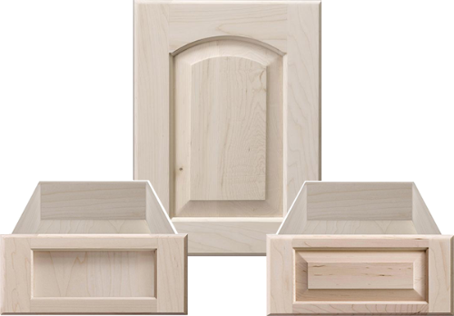 Custom Replacement Cabinet Components Shipped Right To Your Door