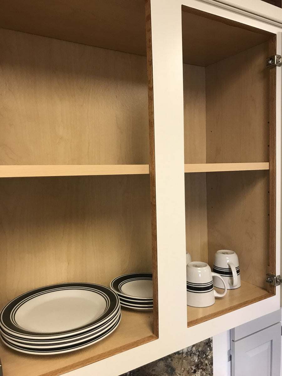 replacement cabinet shelving