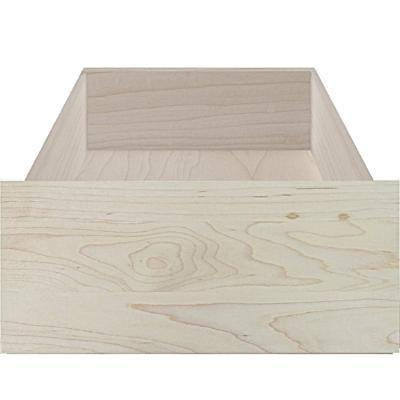 Replacement Shaker Slab Cabinet Drawer Front