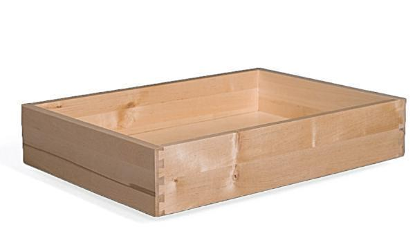 Replacement Kitchen Cabinet Drawer Boxes Custom Drawer Box Replacements   CabiDoors 'N' More