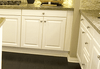 Naples White RTF Slab Custom Cabinet Drawer Front - Cabinet Doors 'N' More