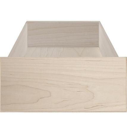 Replacement Veneer Slab Cabinet Drawer Front