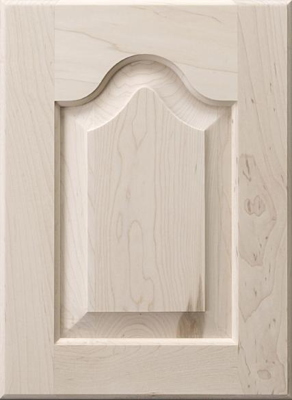 Replacement Raised Cathedral Cabinet Door