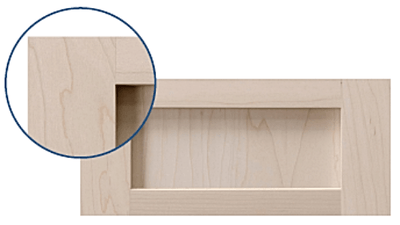 Wilmington Shaker Custom Cabinet Drawer Fronts - Cabinet Doors 'N' More