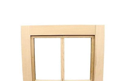 Wilmington Mullion Custom Cabinet Doors - 1 lite/frame only - Cabinet Doors 'N' More