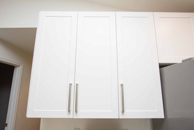 Naples White RTF Shaker Custom Cabinet Door - Cabinet Doors 'N' More